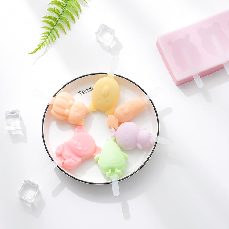 Silicone Mould Ice Cream - iKids