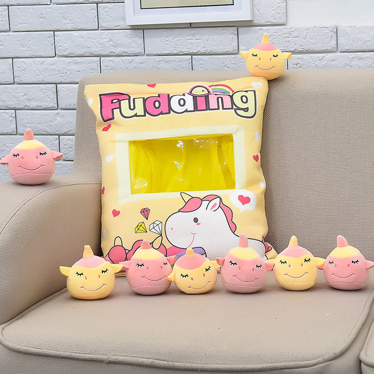 Stuffed Unicorn Toys Cushion - iKids