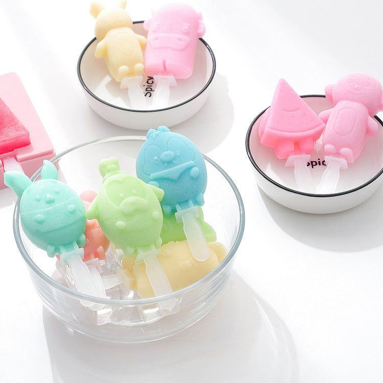 Silicone Mould 4 Ice Cream