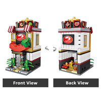 LOZ Mini Street Building Blocks - Chinese Food - iKids