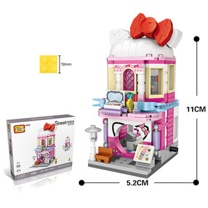 LOZ Mini Street Building Blocks - Cosmetics - iKids