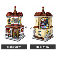 LOZ Mini Street Building Blocks - Shopping Gallery - iKids