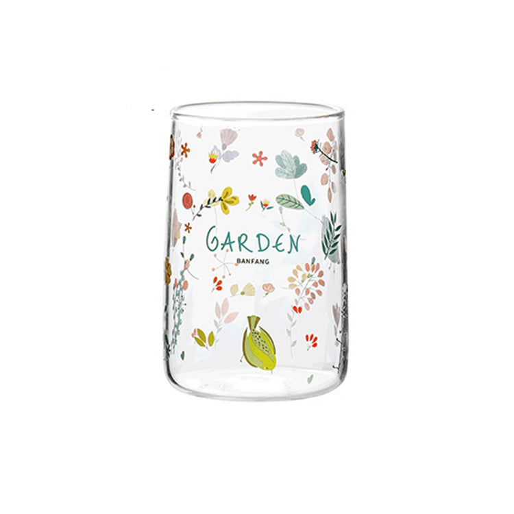 Garden Glass Cup Large - iKids