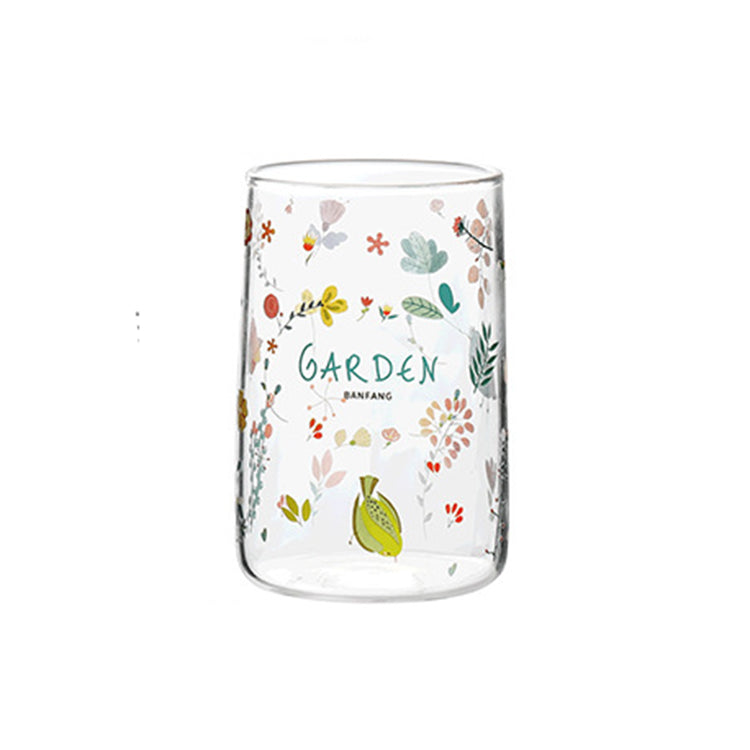Garden Glass Cup Medium - iKids
