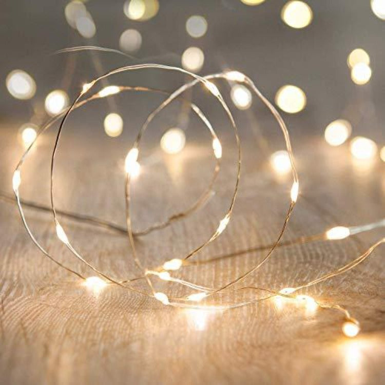 2m Babysbreath Fairy Battery String Lights - iKids