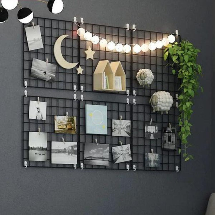 Metal Art Display Panel - iKids