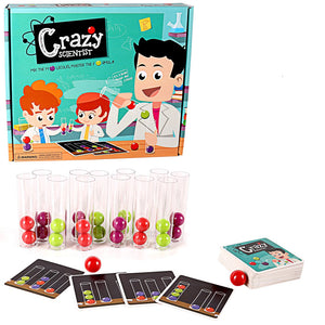 Crazy Scientist Experiment Toy - iKids