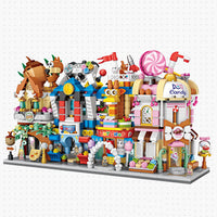 LOZ Mini Street Building Blocks - Game Centre - iKids