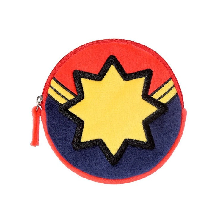 Captain Marvel Coin Purse - iKids