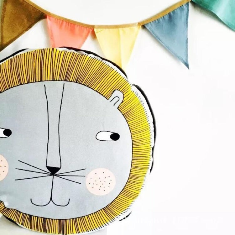 Animal Cushion Lion - iKids