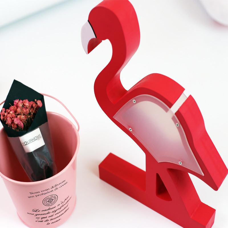Flamingo Money Box - iKids