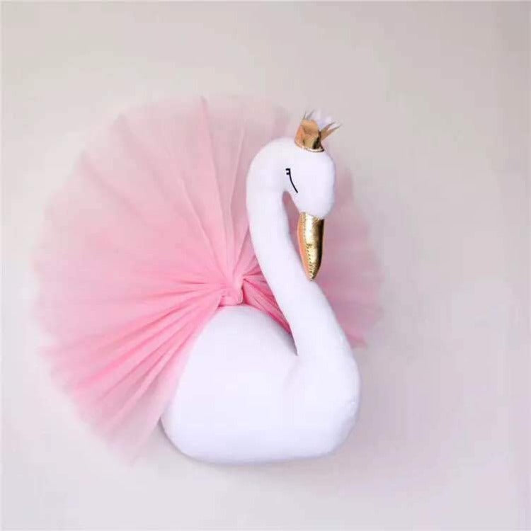Swan Head Wall Decor - iKids