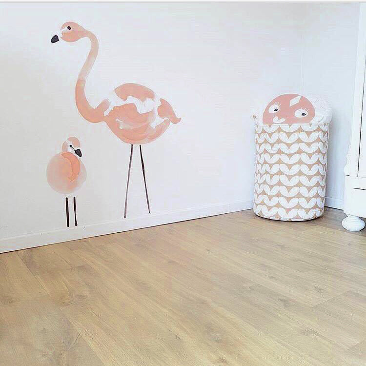 Wall Sticker Flamingo - iKids