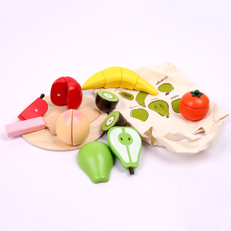 Fruit Cutting Sets - iKids