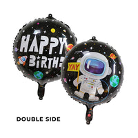 Space Birthday Party Decorations Balloons - iKids