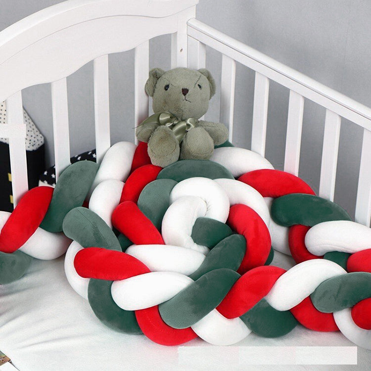 Knot Bumper Cushion Christmas - iKids