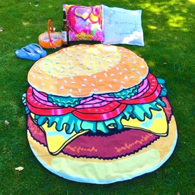 Kiddies Mat Hamburger - iKids