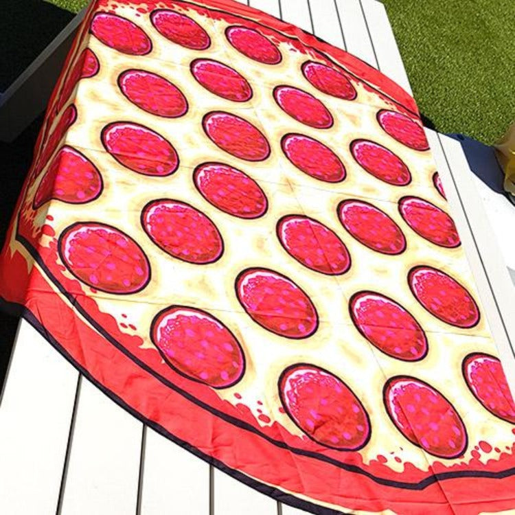 Kiddies Mat Pizza - iKids