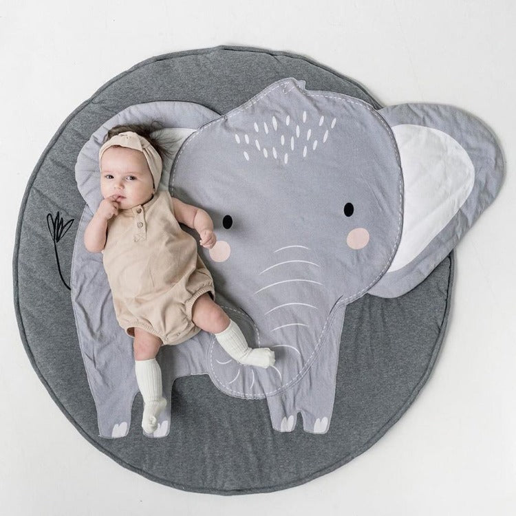Forest Play Mat Elephant - iKids