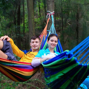Fabric Hammock Red - iKids