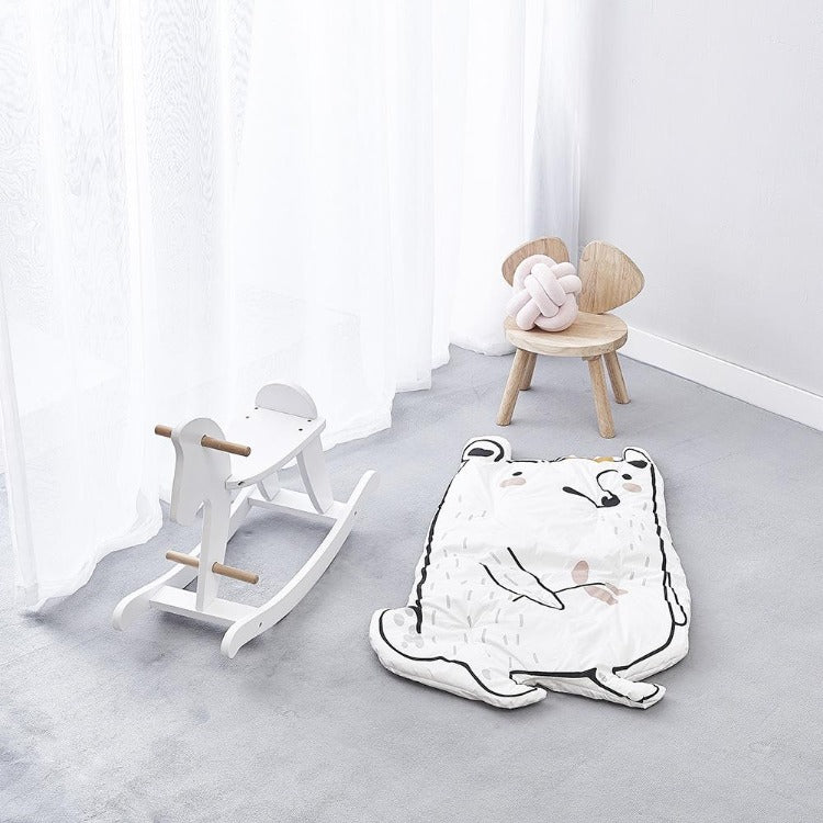 Raccoon Cushion Mat - iKids