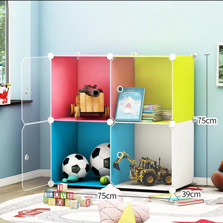 Creative Living DIY Plastic Toy Organizer Big - iKids