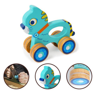 Baby Push Car George - iKids
