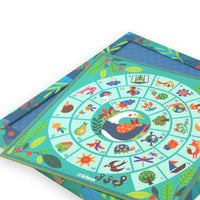 9 in 1 Classic Family Board Game - iKids