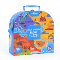 Mideer Our World Puzzle Box - iKids