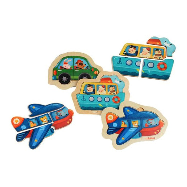 Discovery Puzzle Set - iKids