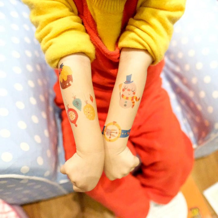Watermark Temporary Tattoo Stickers - iKids