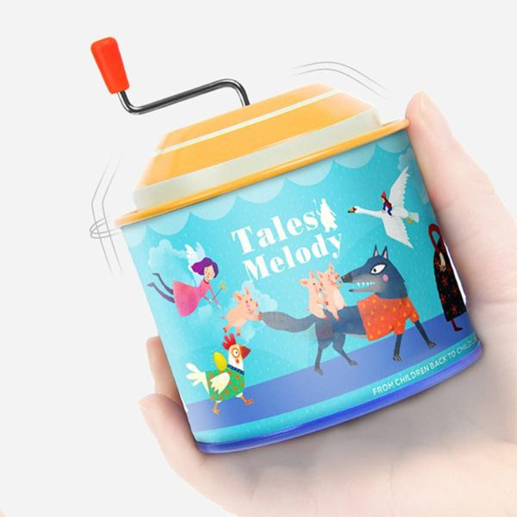 Tin Music Box - Tales Melody - iKids