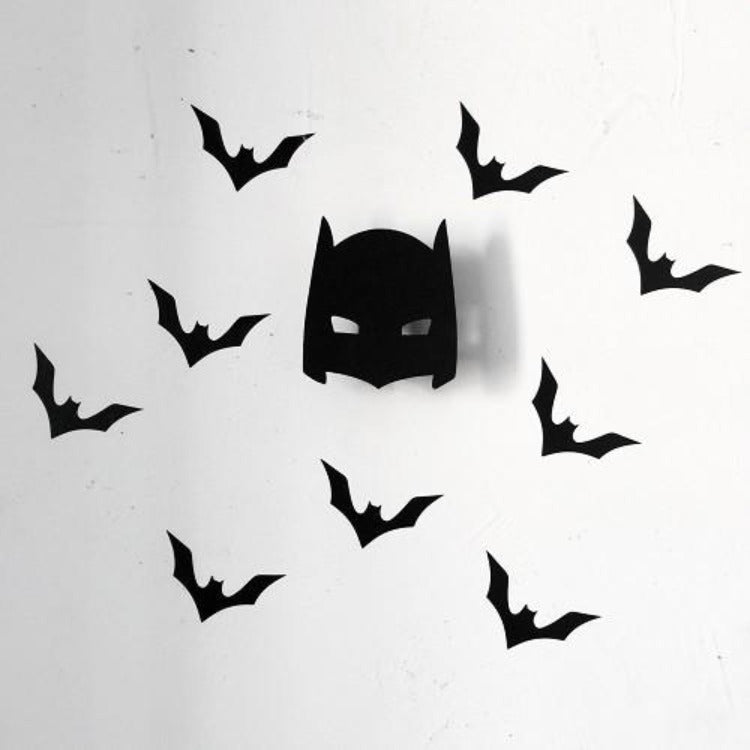 Batman Wall Hook Black - iKids