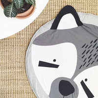 Floor Play Mat Fox - iKids
