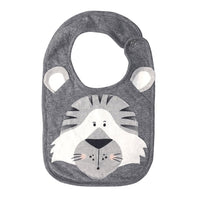 Forest Face Bib Tiger - iKids
