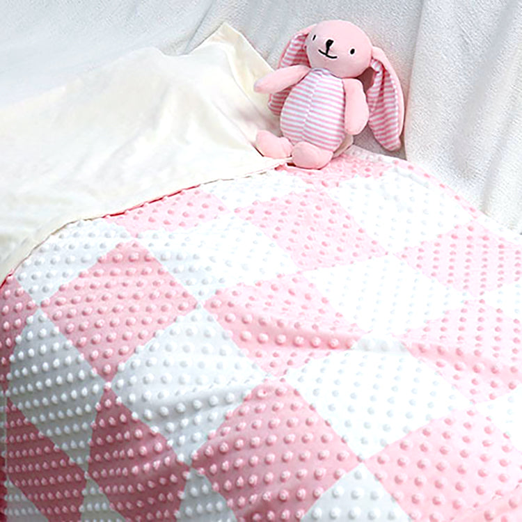 Thicken Seating Cushion Playmat Pink - iKids