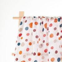 Bamboo Swaddle Blanket Dot - iKids