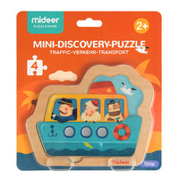 Discovery Puzzle Ship - iKids