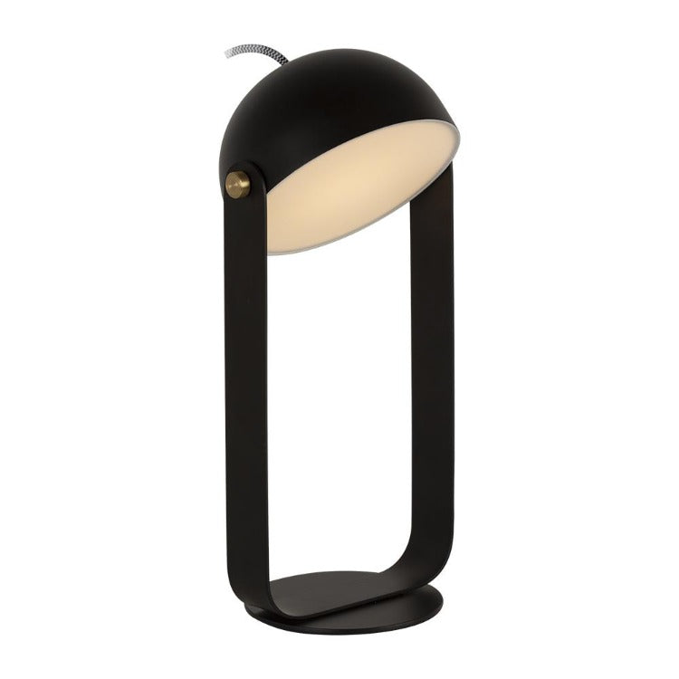 Pickman Table Lamp Black - iKids