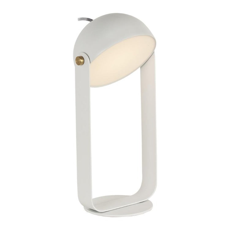 Pickman Table Lamp White - iKids