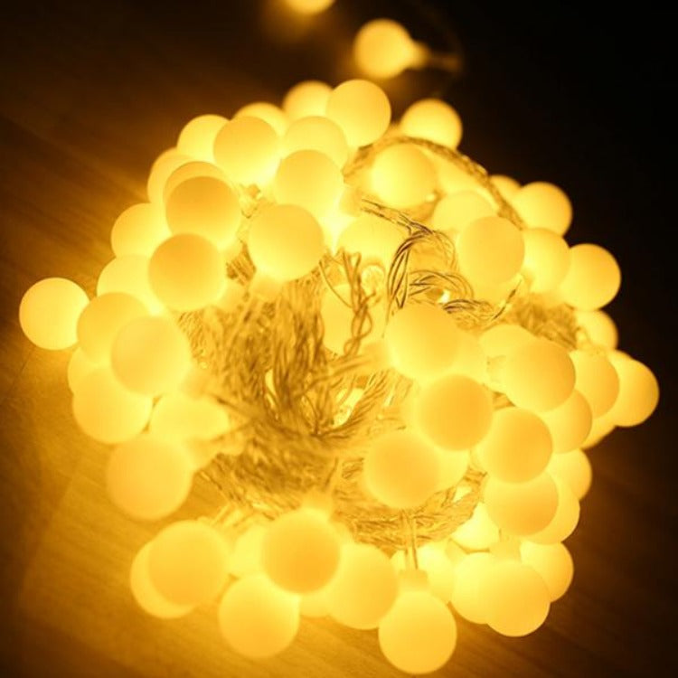 LED String Lights 5M Battery Opal - iKids