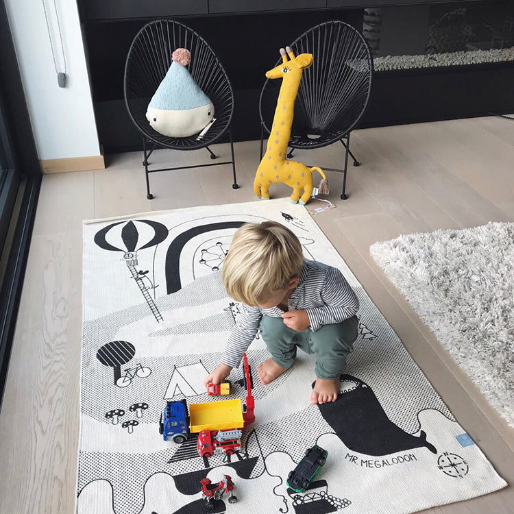 Cotton Play Rug Adventure - iKids