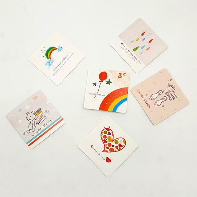 Mini Greeting Card & Envelope Package - iKids