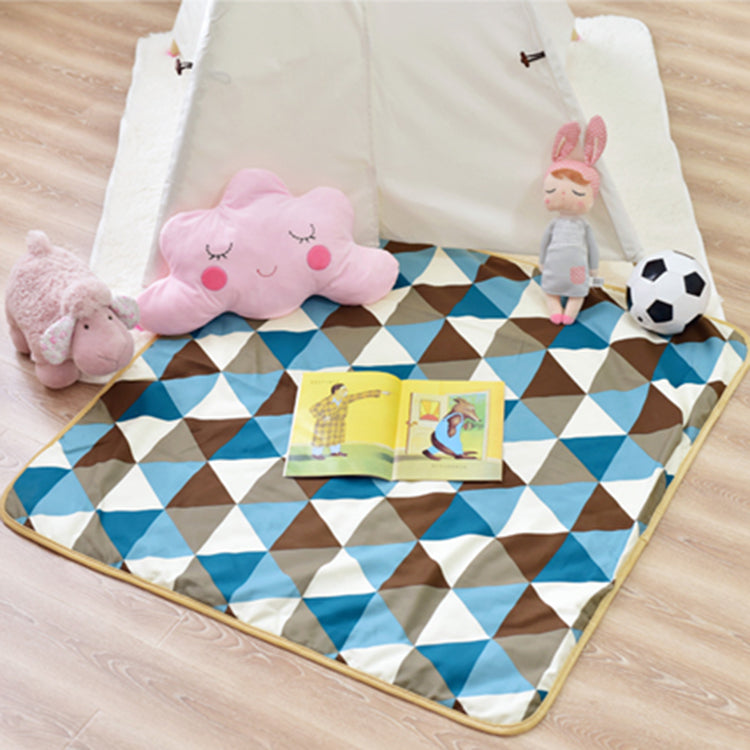Floor Play Mat Square Triangle - iKids