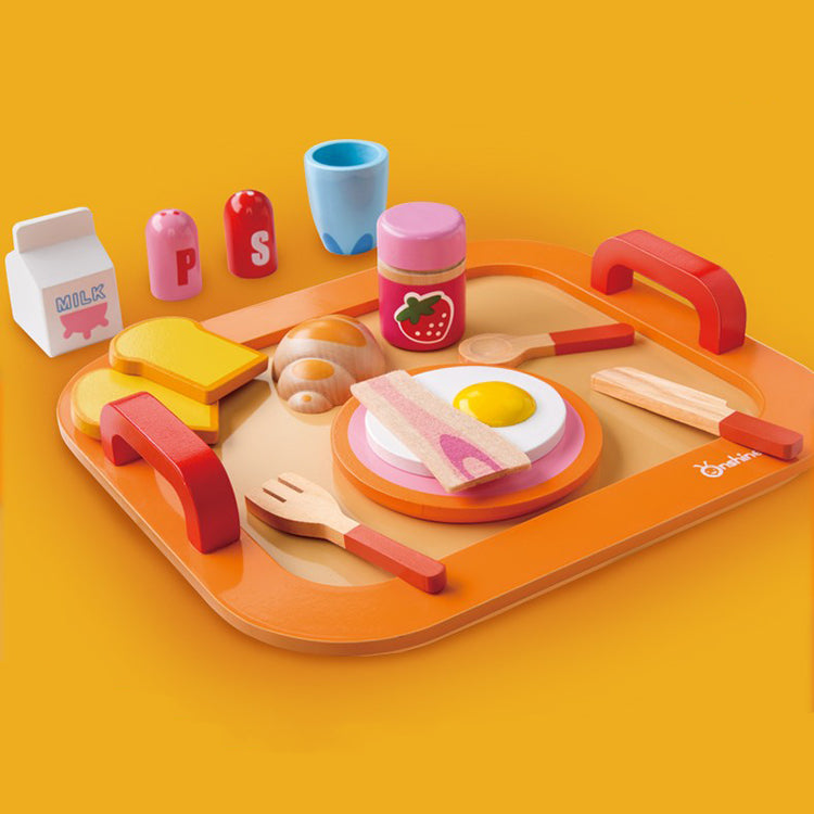 Onshine Pretend Nutritious Breakfast Set - iKids