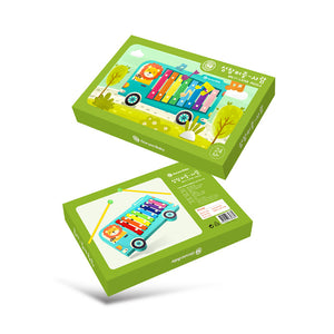 Lion Bus Xylophone - iKids