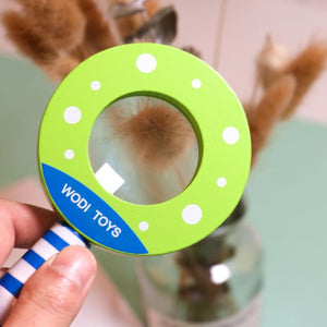Magnifying Glass Toy Green - iKids