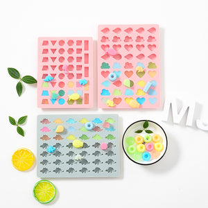 Baby Food Silicone Mold Mini Shape - iKids
