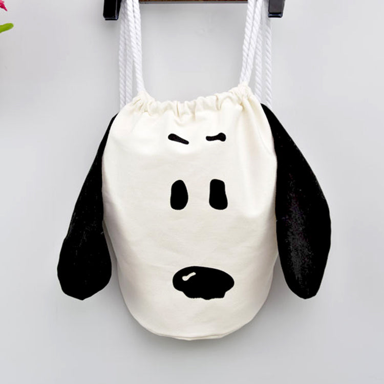 Puppy Canvas Backpack - iKids