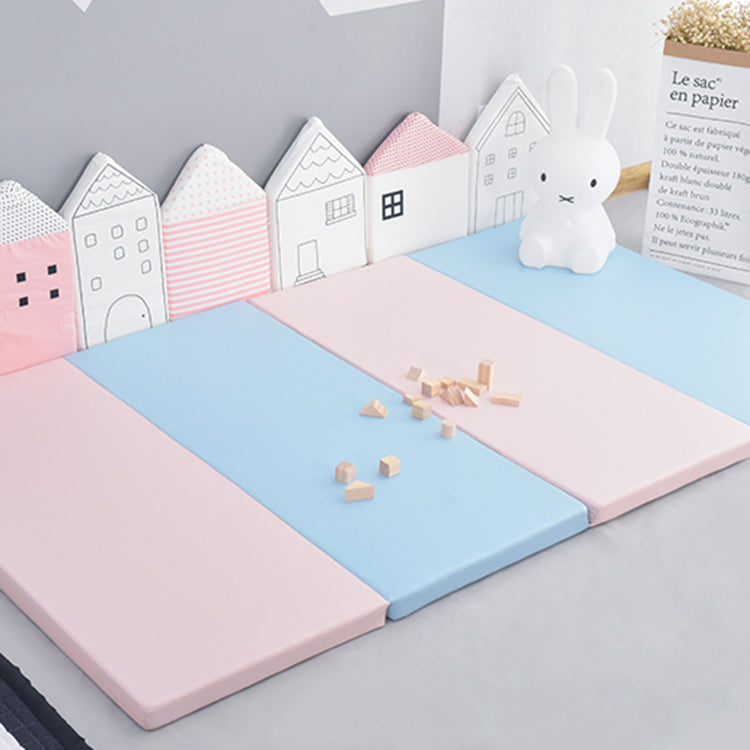 Thick Leather Foldable Playmat - iKids